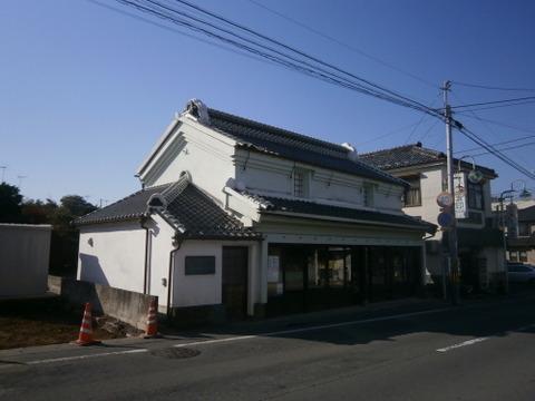 永井路子旧宅1