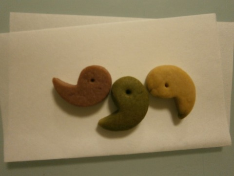 勾玉クッキー