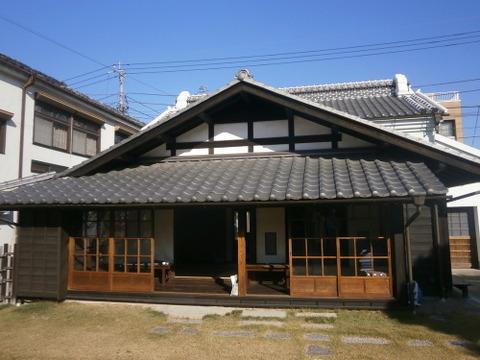 永井路子旧宅3