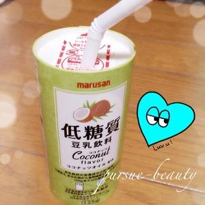 ココナッツ豆乳