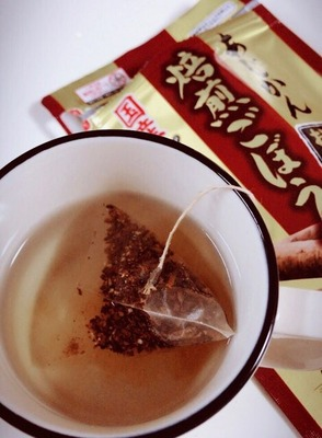 若返りの妙薬!ごぼう茶を飲んでみたよ♡