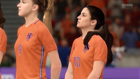 FIFA 18 キックオフ 0-0 NED V NED, 前半_1