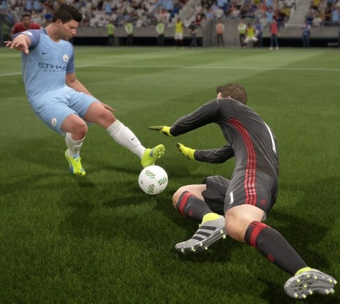 FIFA 17 体験版 キックオフ メニューの操作_18