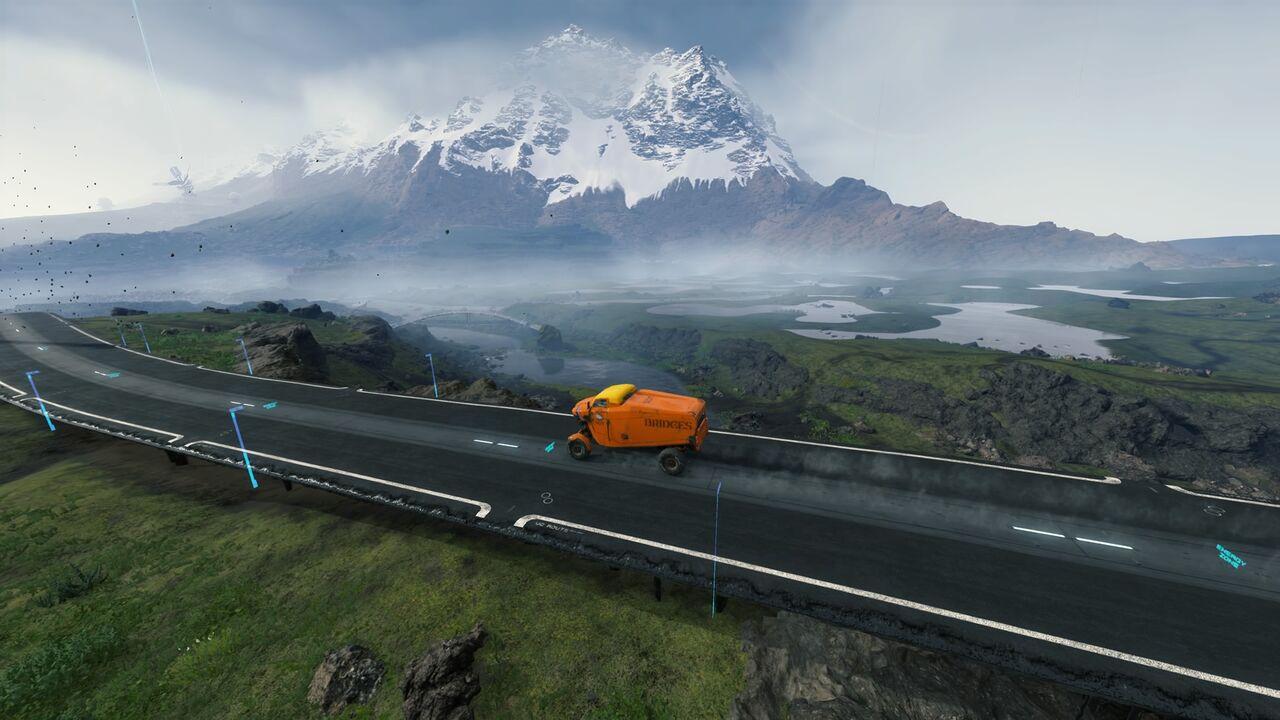 スト ランディング トラック デス Steam で