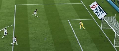 FIFA 18 キャリアモードの試合 メニューの操作_7