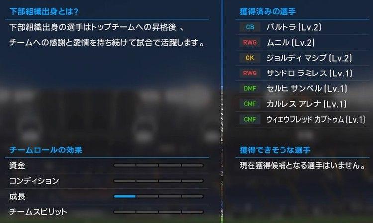 2020 チーム ウイイレ 【ウイイレ戦術攻略】使える!おすすめフォーメーション5選 マイクラブSIM・マスターリーグ監督モード