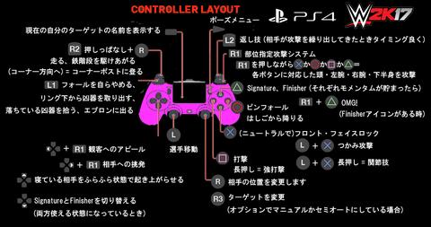 wwe2k17_ps4controller