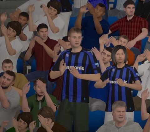 FIFA 17 体験版 キックオフ メニューの操作_12
