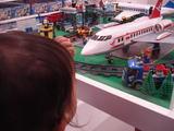 ブロック飛行機