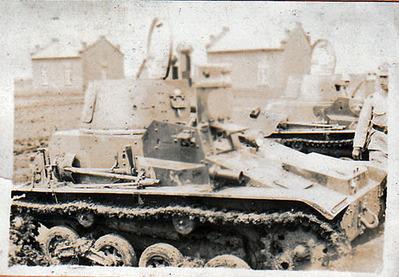 91式軽装甲車