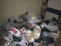 汚部屋 和室