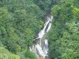 みごとな滝