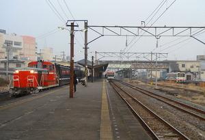 Shimodate-station_platform