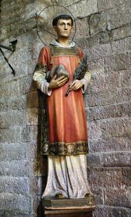 Santo_Stefano_statue