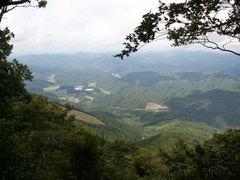 31展望所からの眺望