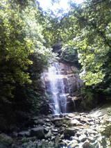 07滝の全景