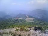 10山頂から休暇村