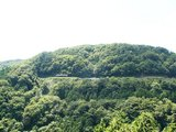 23三井野大橋から木次線