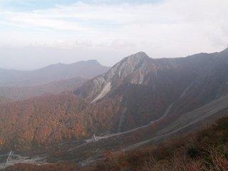 36山と紅葉