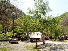 久々のGWキャンプ