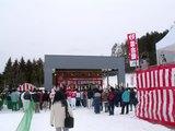 雪合戦開会式