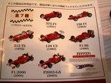 F1ラインナップ
