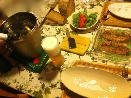 2012_09_02さんまパン粉焼き