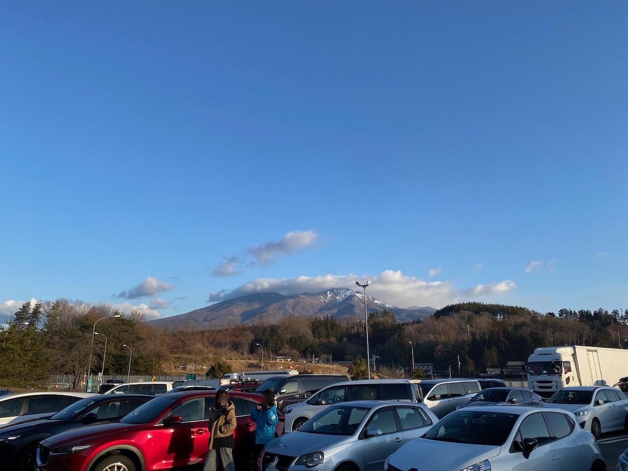 パノラマ 天気 富士見