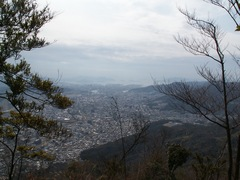 阿武山眺望