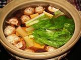 豚肉団子鍋