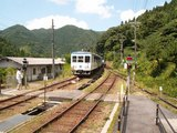 17トロッコ列車渡り線