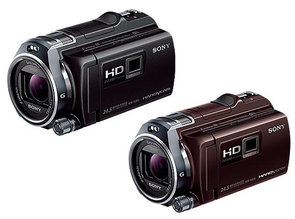HDR-PJ800