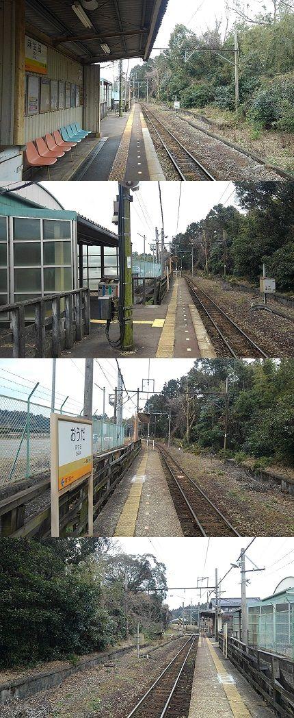 三岐鉄道北勢線a90
