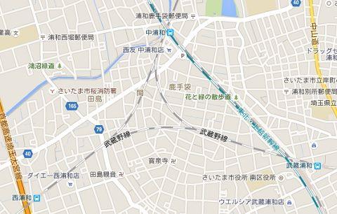 武蔵野線21