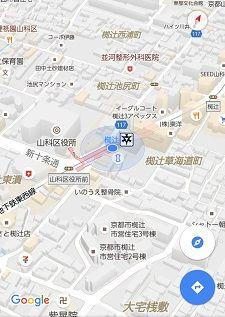 京都市営地下鉄東西線20