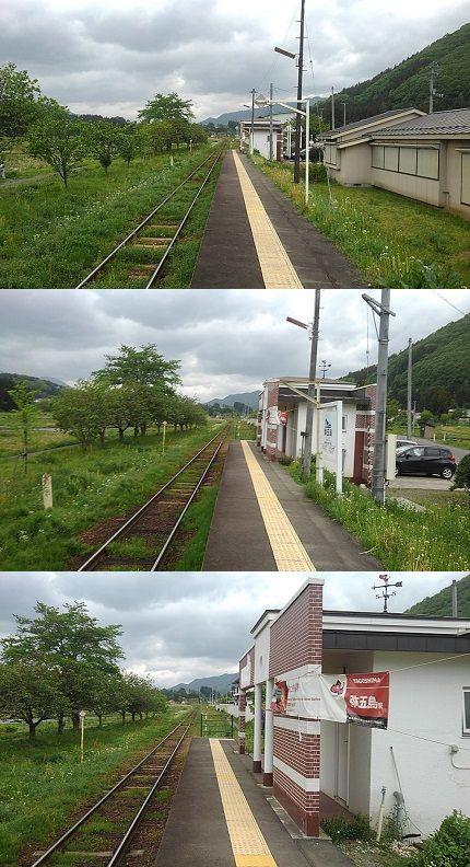 会津鉄道会津線a68