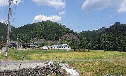 長良川鉄道a55