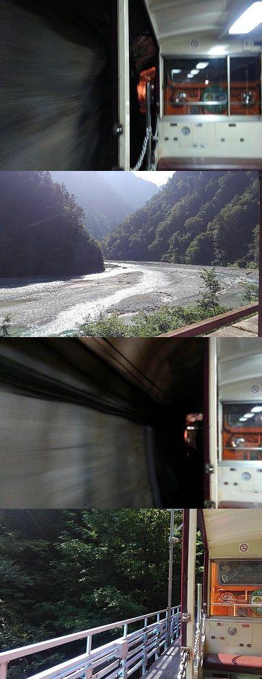 黒部渓谷鉄道74