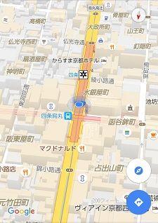 京都市営地下鉄烏丸線33