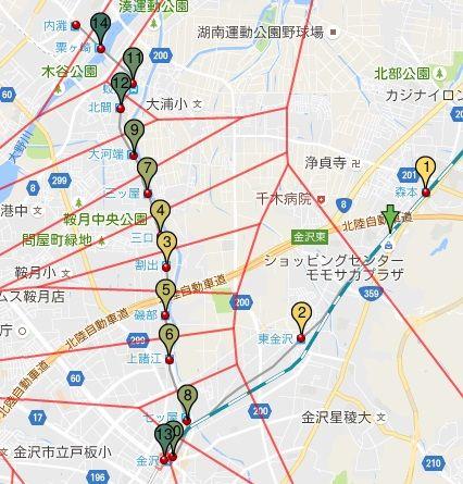 北陸鉄道浅野川線22