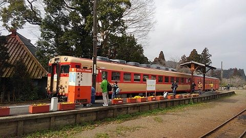 いすみ鉄道40