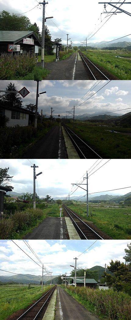会津鉄道会津線76