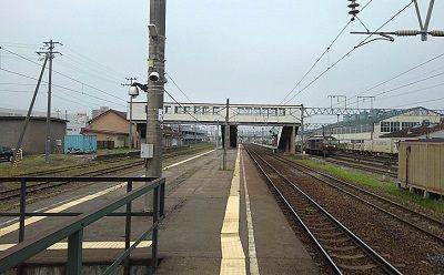 いさりび鉄道a54