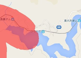 大井川鐵道井川線42