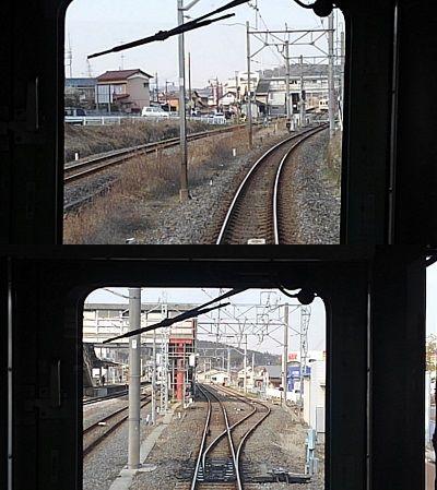 東武越生線33