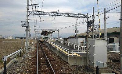 三岐鉄道北勢線a53