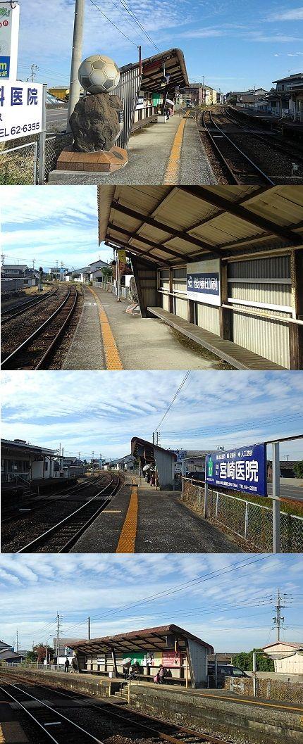 島原鉄道b15