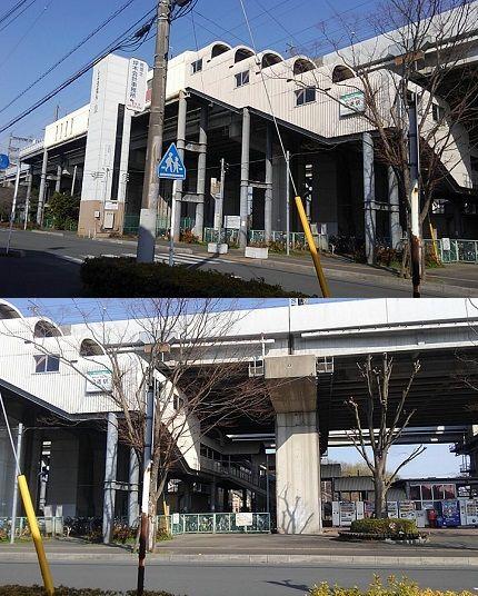 埼玉新都市交通伊奈線69