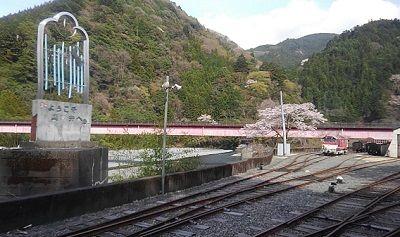 大井川鐵道井川線10