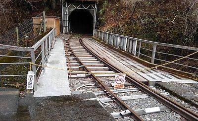 大井川鐵道井川線a37